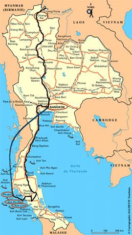 Sandrine & Romain : Thaïlande